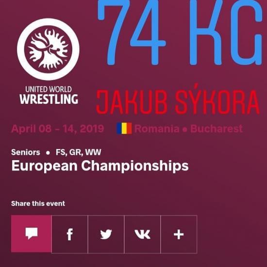 1fc19dd02 Seniori - Majstrovstvá Európy v Rumunsku pre Sýkoru a Makoeva neúspešné